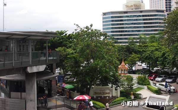 Dusit Thani Bangkok 曼谷杜斯特塔尼五星級飯店@Sala Daeng2.jpg