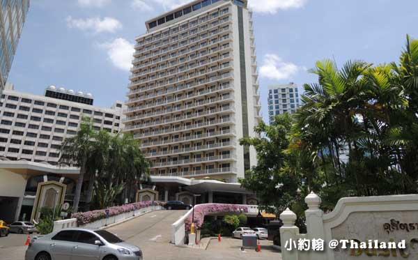 Dusit Thani Bangkok 曼谷杜斯特塔尼五星級飯店@Sala Daeng.jpg