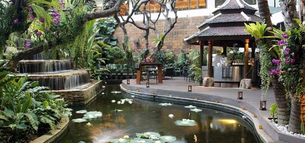 Dusit Thani Bangkok 曼谷杜斯特塔尼五星級飯店@Sala Daeng(Silom)3