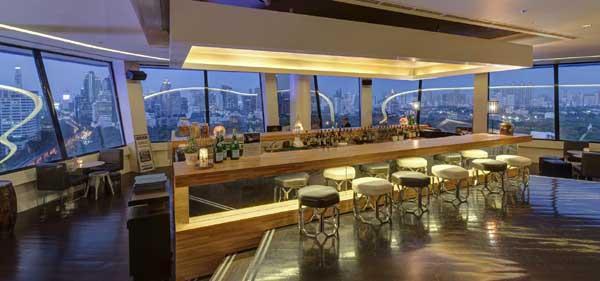 Dusit Thani Bangkok 曼谷杜斯特塔尼五星級飯店@Sala Daeng(Silom)2