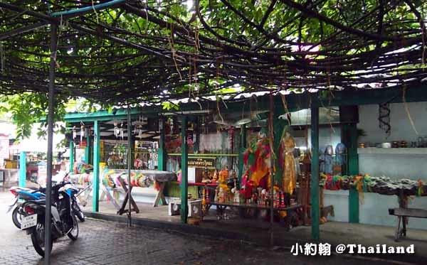 淒厲人妻之曼谷鬼妻廟Wat Mahabut幽魂娜娜的家Mae Nak@on nut安努