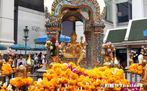 泰國曼谷四面佛廣場 Erawan Shrine