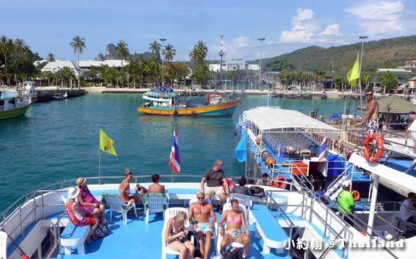PP島搭船回普吉島@Phi Phi Islands2.jpg