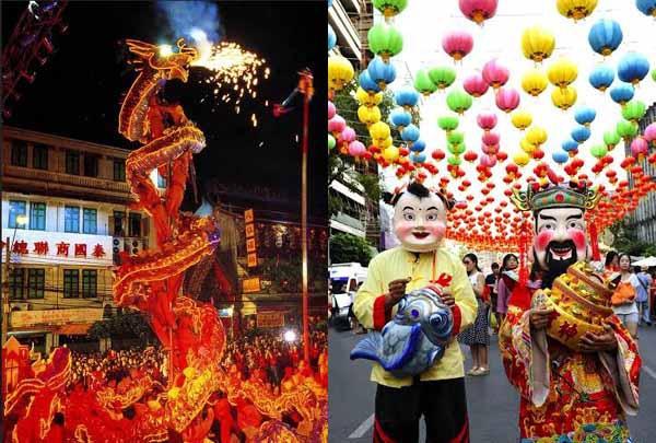 泰國觀光局邀請外國遊客前來泰國 一同歡慶2016中國新年