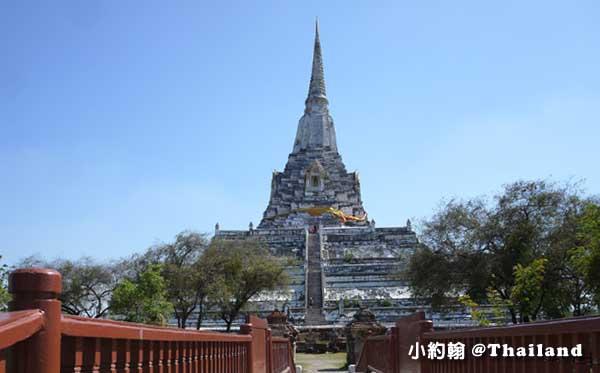普考同寺 Wat Phu Khao Thong (金塚塔 Golden Mount)