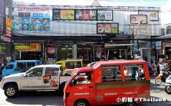 Jungceylon芭東海灘血拼百貨the food court.jpg