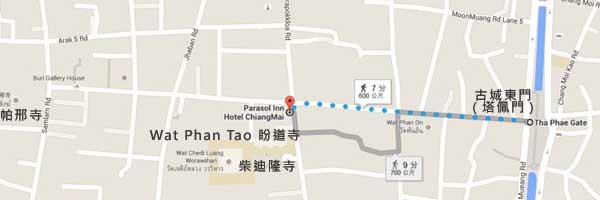 Parasol Inn Hotel ChiangMai MAP.jpg