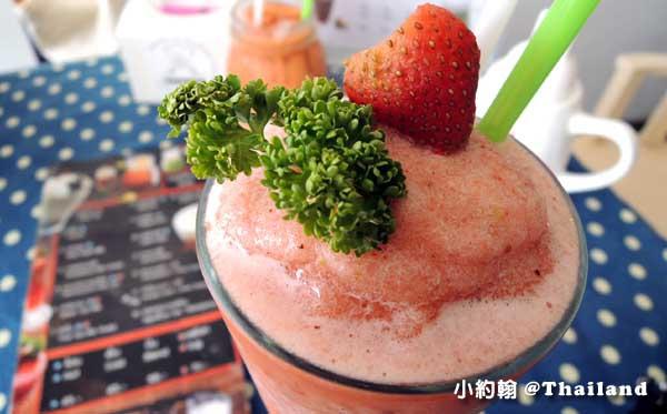 清邁寧曼Nimmanistro草莓奇異果冰沙.jpg