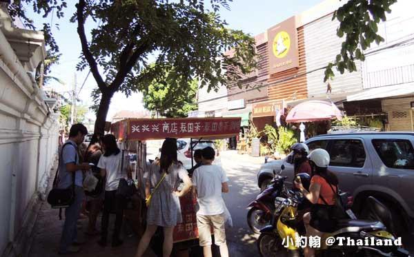 清邁柴迪隆寺老爺爺的泰式奶茶攤子.jpg