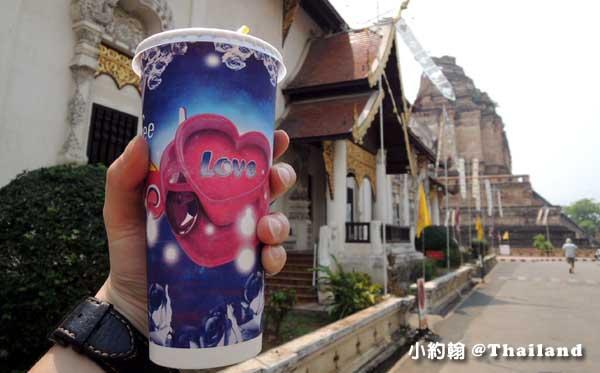 清邁柴迪隆寺老爺爺的泰式奶茶攤子5.jpg