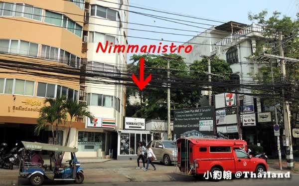 Nimmanisto Hillside2 Yesterday Chiangmai