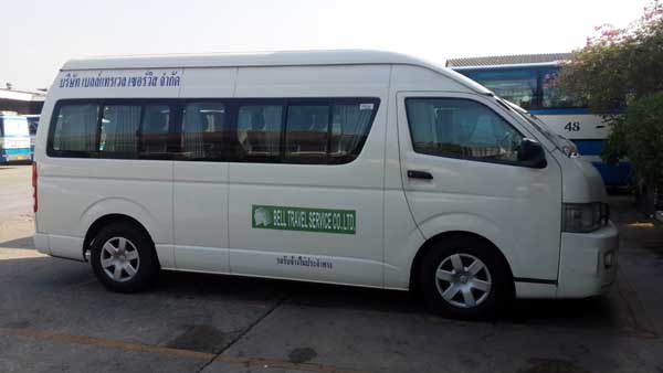 泰國曼谷Bell Travel Service貝爾巴士2