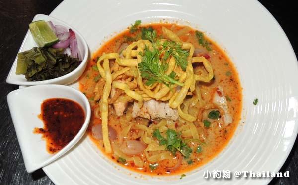 清邁學做泰國菜-泰北咖哩麵