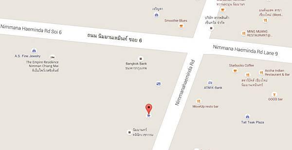 清邁寧曼路]Tesco超市與必吃炸MAP雞攤.jpg
