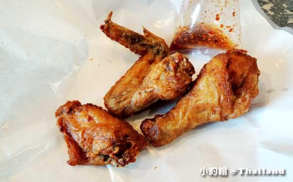 清邁寧曼小吃Nimman soi6 TESCO炸雞攤4.jpg