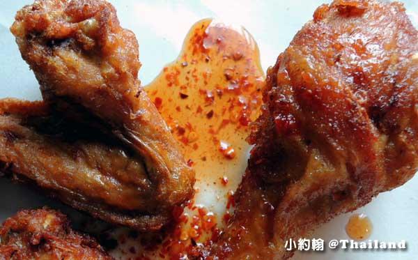清邁寧曼小吃Nimman soi6 TESCO炸雞攤5.jpg