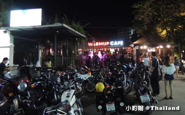 泰國清邁warm up酒吧