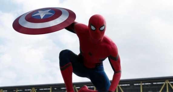 蜘蛛人現身美國隊長3正式回歸復仇者聯盟