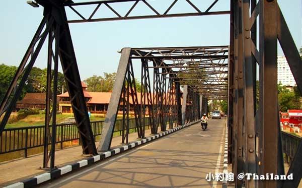 清邁鐵橋 Iron Bridge