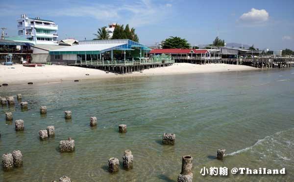 華欣海灘Hua Hin beach