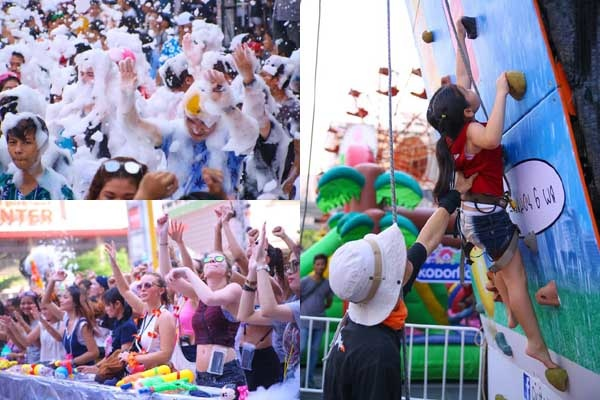 Central World  Songkran festival 2016A.jpg