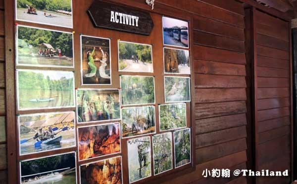 Floathouse River Kwai Resort活動.jpg