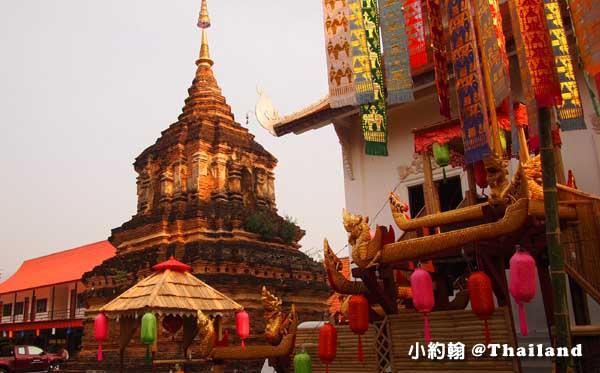 清邁佛寺Wat Jetlin杰林寺Wat Chedlin8.jpg