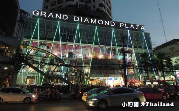 曼谷水門市場夜市- Grand Diamond廣場.jpg