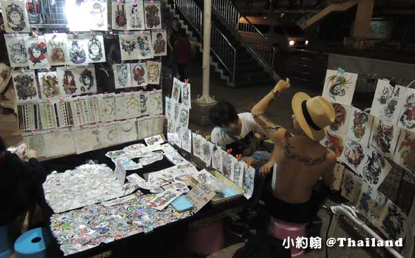 曼谷水門市場夜市Palladium Night Market8.jpg