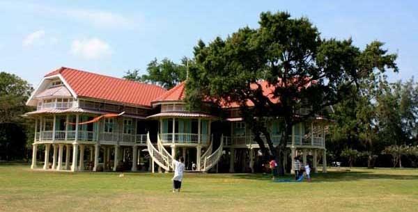 華欣愛與希望之宮 Mrigadayavan Palace