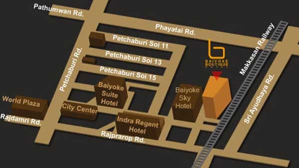 baiyoke-boutique-hotel-map