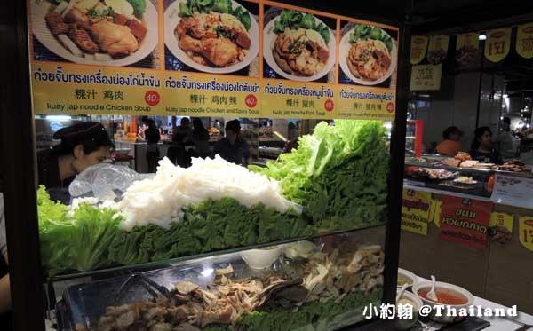 清邁maya百貨Food court美食街2
