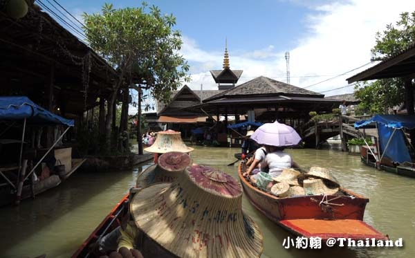 芭達雅四方水上市場Pattaya Floating Market手愮船.jpg