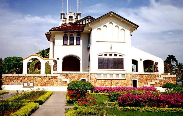 華欣忘憂宮Klai Kangwon Palace