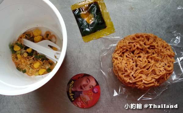 泰國日清Nissin酸辣海鮮泡麵2