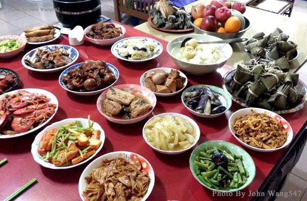 台灣端午節 祭拜神佛、祖先與地基主