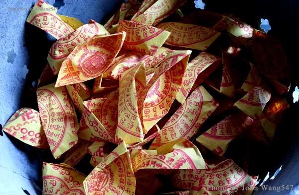 台灣端午節 祭拜祖先金紙為「壽金」