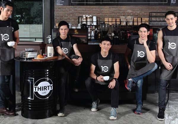 曼谷型男咖啡廳10 Thirty Cafe.jpg