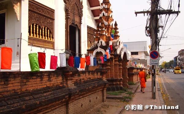 Wat Jetlin(Wat Chedlin)杰林寺