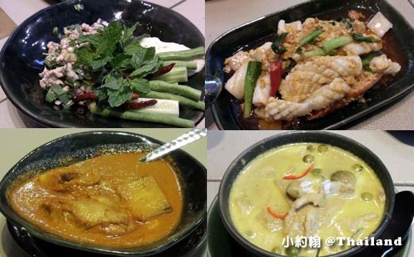 Nara Thai Cuisine曼谷必好泰國餐廳上菜.jpg