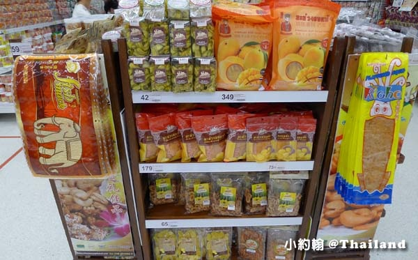 泰國必買芒果乾big c