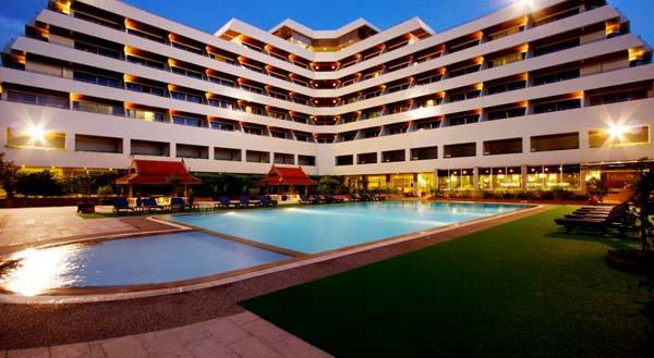 Patong Resort Hotel泰國普吉島芭東度假飯店