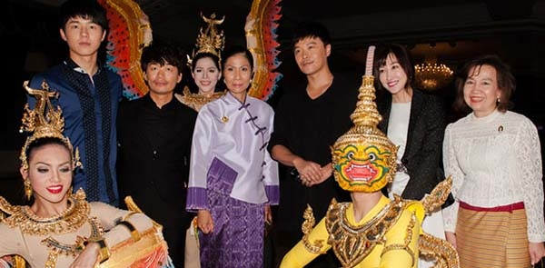 Chinese tourists vote for their top Thai tourism products and services