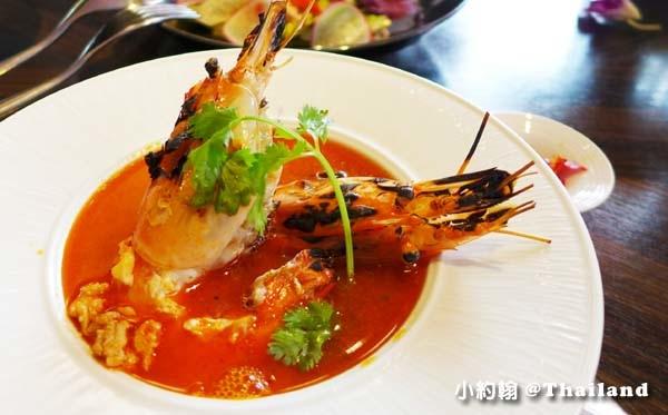 最佳泰國料理Best Thai Dish泰式酸辣湯Tom Yam Kung