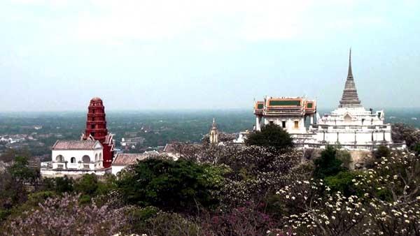 拷汪宮Khao Wang (Phra Nakhon Khiri Historical Park)