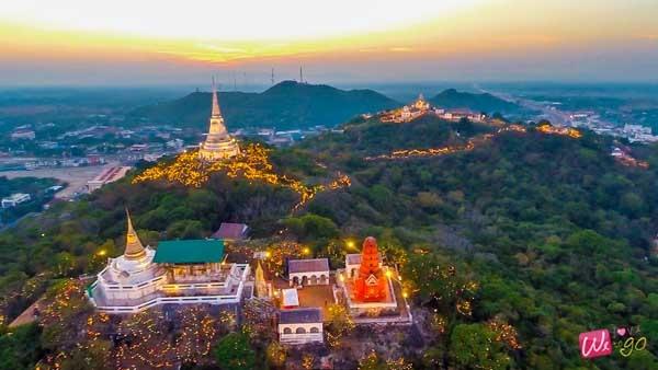 拷汪宮Khao Wang (Phra Nakhon Khiri Historical Park)2