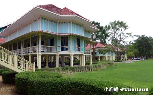 愛與希望之宮(Mrigadayavan Palace)