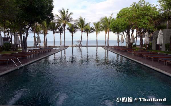 Rest Detail Hotel Hua Hin BIG POOL