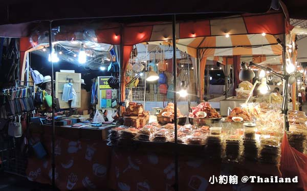 Central World street food night marekt豬肉乾.jpg