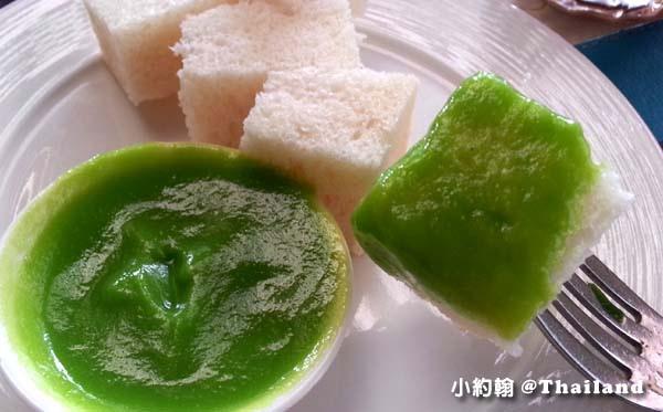 Rest Detail Hotel Hua Hin泰式香蘭卡士達醬土司